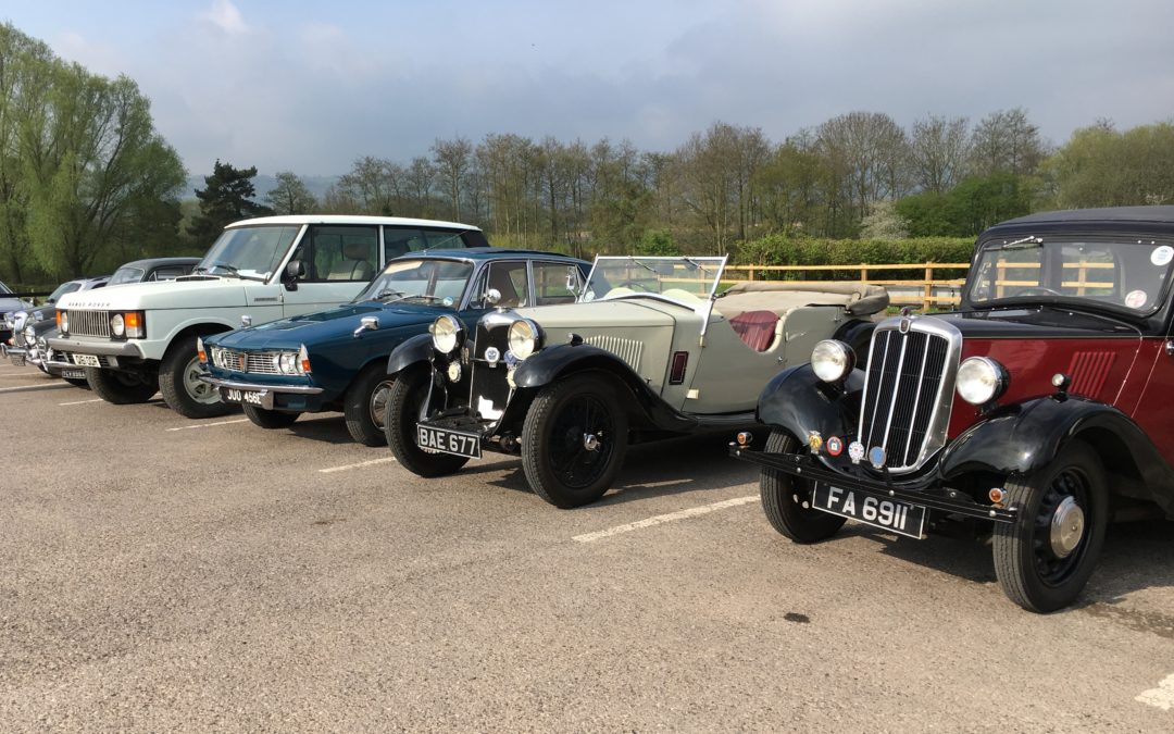 Drive It Day April 2018