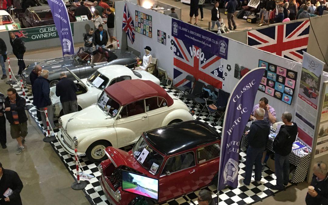 Shepton Mallet Classic Car Show June 2018